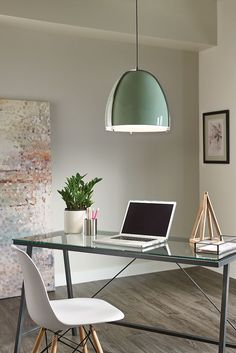 The Paravo pendant light from Tech Lighting features a precisely molded, ultra-smooth fiberglass shade that is offered in 5 dramatic colors including vivid tangerine, invigorating mint, deep ocean blue, arctic white and gloss black is encased within a die-cast aluminum exostructure which supports the lower diffusor of frosted plate glass.