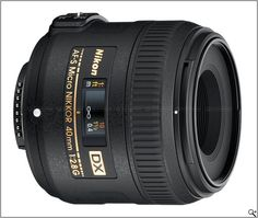 Nikon AF-S DX Micro NIKKOR 40mm f/2.8G lens to provide macro capabilities at an affordable price point. Ideal for intimate details or general portraiture, the new AF-S DX Micro NIKKOR 40mm f/2.8G lens has a minimum focusing distance of just 0.53 feet (6.4 inches) to allow users to capture extreme close-up photographs and High Definition (HD) video with a life-size 1:1 reproduction ratio.  $279.95