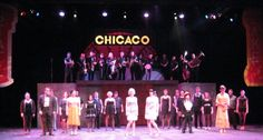 "Musical 2013, ""Chicago."" I played Bass in the pit."