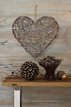 A wood inspired heart shaped craft using twigs to shape the symbol. Wires and ropes are used to hold the shape as well as the intricate and overlapping details inside the heart. Showing what you truly feel with hearts Even… Continue Reading →