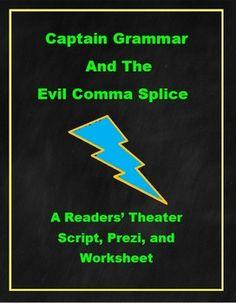 fun way to teach grammar!