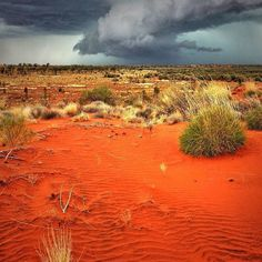 Desert storm somewhere in the red sand dunes near pic by Re-post by Hold With Hope Fantasy Landscape, Landscape Photos, Landscape Art, Landscape Paintings, Landscape Photography, Nature Photography, Desert Landscape, Outback Australia, Australia Travel