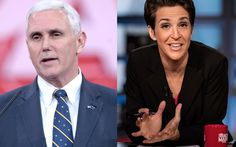 Maddow Just Exposed A Scandal That Will Take Pence Down With Trump -> it would be good to find some other sources to find if this is true But what happens if Trump and Pence are taken down? If Trumps presidency is found to have been made possible by outside sources, what then?