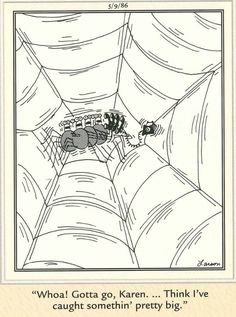 Best Quotes, Funny Quotes, Far Side Comics, Gary Larson, The Far Side, Funny Cartoons, Make Sense, Comic Strips, Puns