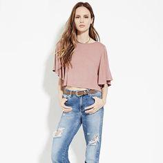 >> Click to Buy << Fashion new summer women t shirt ruffle half sleeve loose casual t-shirt crop top t shirts ST2452 #Affiliate