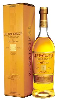 The Original is het nieuwe vlaggenschip van de Glenmorangie distilleerderij.