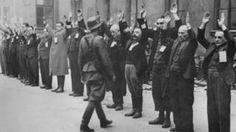 Image copyright                  AFP                  Image caption                     Unos 900 documentos de Los Archivos Nacionales del Reino Unido fueron publicados hoy con testimonios de los horrores de las víctimas británicas en los campos de concentración nazis.   Palizas, ahogamientos, asesinatos y, al menos en un caso, canibalismo. Son algunos de los horrores relatados por víctimas británicas de los campos de concentración nazis durante la Se
