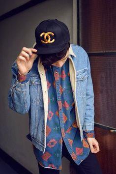 F As In Frank Vintage cc Vancouverstyle.ca Boyfriend Material, Vancouver, Denim, Jackets, Vintage, Fashion, Down Jackets, Moda, La Mode