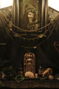 Hekate Altar