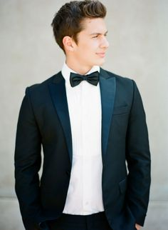 Handsome groom: http://www.stylemepretty.com/2016/07/25/white-on-white-greek-wedding-inspiration/ | Photography: Vasia Photography - http://www.vasia-weddings.com/