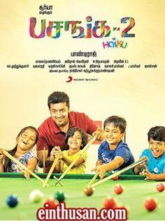 Pasanga 2 Tamil Movie Online - Suriya, Nishesh, Vaishnavi, Ramdoss, Vidya Pradeep, Karthik Kumar and Bindu Madhavi. Directed by Pandiraj. Music by Arrol Corelli. 2015[U] w.eng.subs