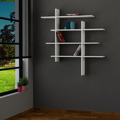 Cizgi No:1 Wall Shelf