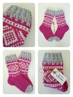 Knitting Videos, Knitting Stitches, Knitting Designs, Knitting Socks, Knitting Projects, Crochet Socks, Knit Crochet, Knitting For Kids, Baby Knitting