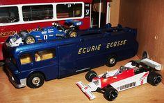 Corgi Toys Ecurie Ecosse Racing car transporter