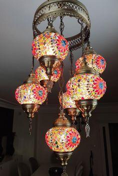 25e93afa28af5 11 Best Chandelier images in 2019 | Turkish lamps, Chandelier lamp ...