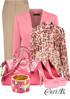 """Easter Sassy"" by cori-black ❤ liked on Polyvore"