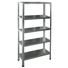 Galvanised Shelving (Metric), steel shelves with a range of sturdy slotted uprights, bracing & fixings with dividers, shelf fronts, solid or mesh panels Shelving Solutions, Shelving Systems, Steel Shelving, Industrial Shelving, Mesh Panel, Ladder Bookcase, Shelf, Home Decor, Steel Racks