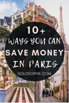 Looking for the best cost saving measures for your dream trip to the French capital? Here are 10+ effective and proven ways to save money in Paris, France