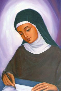 Clare Of Assisi, St Clare's, Heaven On Earth, Yahoo Images, Disney Characters, Fictional Characters, Sisters, Disney Princess, Painting