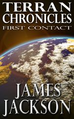 Book One, 'First Contact', follows world developments when a fleet of alien spacecraft appear in orbit. What do they want? What are they here? Will we prevail? - This eBook is available now.  This is one of my Friends good Sci Fi