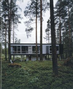 Somewhere I would like to live: Finnish Summer Houses