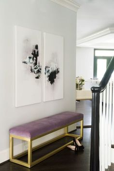 When she moved into a newly built home, Naina Singla got to work translating her love for fashion into a stylish space.