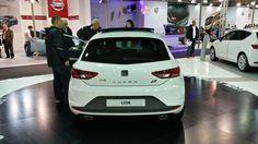 Seat Leon Cupra - Rear View Rear View, Places, Car, Automobile, Autos, Cars, Lugares