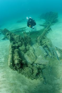 1000 Images About Door County Shipwrecks On Pinterest