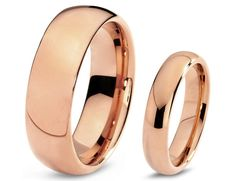 His & Hers Men Women Matching Set Tungsten Carbide by GiftFlavors, $184.44