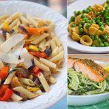 10 Healthy Spring Pasta Recipes