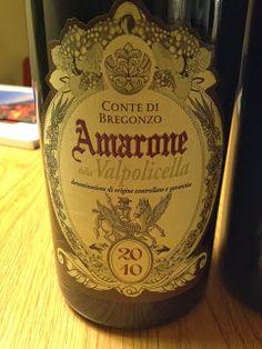 The Reverse Wine Snob: Conte di Bregonzo Amarone Della Valpolicella 2010 - Vino Velvet. Trader Joe's delivers an A Plus Amarone for under $20! http://www.reversewinesnob.com/2013/12/conte-di-bregonzo-amarone-della-valpolicella.html