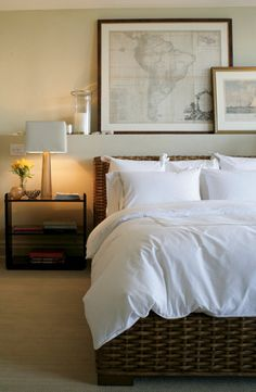 Design experts weigh in on what's hot right now, best buys to instantly transform a room and more practical decorating tips to make your home fabulous this year Decor, Guest Bedrooms, Beautiful Bedrooms, Home, Home Bedroom, Bedroom Interior, Bedroom Inspirations, Restful Bedrooms, Home Interior Design