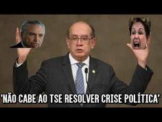 Gilmar Mendes sempre contra o País irá salvar temer da cassação da chapa Dilma-Temer