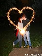 How to take photos of sparklers