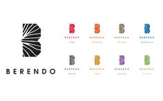 Berendo logos by Ecorce in Montreal - really beautiful example of a kinetic system