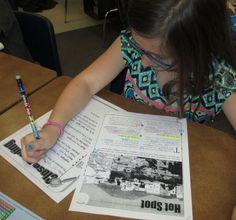 Investigating Nonfiction Part 2: Digging Deeper With Close Reading | Scholastic.com