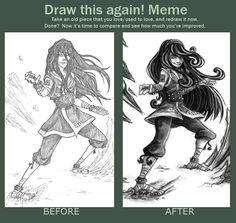 Draw This Again: Toph by Yami-shinen.deviantart.com