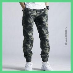 Big Sale New 2016 Mens Autumn Pencil Harem Pants Men Camouflage Military Pants Loose Comfortable Cargo Trousers Camo Sweatpants Camouflage Cargo Pants, Camo Joggers, Camo Pants, Mens Joggers, Jogger Pants, Sweatpants, Military Camouflage, Harem Pants Men, Trousers