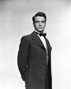 Montgomery Clift in The Heiress, one of my favorite old movies.