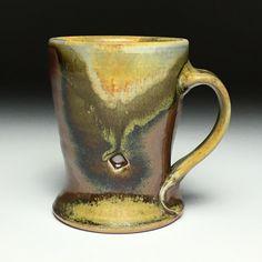 Tim Sherman's Tenmoku Mug #3