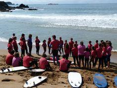 CURSO 7-8-14 - BALUVERXA - LA ESCUELA DE SURF DEL CABO PEÑAS , ¿QUIERES APUNTARTE? MAS INFO EN EL SIGUIENTE ENLACE ... http://www.baluverxa.com/2014/08/curso-7-8-14.html