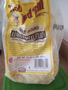 All about Mommies: Make your own almond flour!
