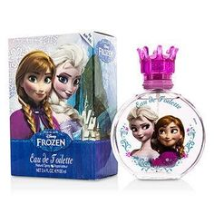 Disney Frozen Eau De Toilette Spray - 100ml-3.4oz