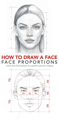 """Find the free Face Proportions Guidance in my board """"How to Draw. How I Draw"""". Find the free Face Proportions Guidance in my board """"How to Draw. How I Draw"""". Face Proportions Drawing, Drawing Heads, Drawing Faces, Painting & Drawing, How To Draw Faces, How To Sketch Faces, How To Draw Person, How Draw, Simple Face Drawing"""