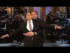 Jonah Hill SNL Monologue with Leonardo DiCaprio (ORIGINAL 2014)
