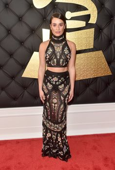 All The Red Carpet Looks At The 2017 GRAMMY Awards