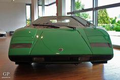 "Lamborghini Countach - ""Lamborghini Museum / Showroom – an art gallery for the car lover"" by @getpalmd"