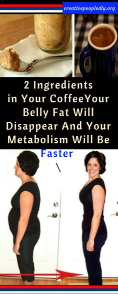 2 Ingredients in Your Coffee and Just 2 Sips, Your Belly Fat Will Disappear And Your Metabolism Will Be Faster Than Ever