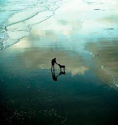 Sea & sky #beach #ocean