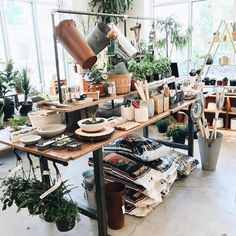 The Prettiest Plant Shops in the World- Seattle Seed Co.